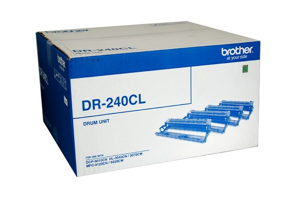Genuine Brother DR-240CL colour laser printer Drum Units