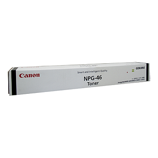 Genuine Canon Colour ImageRunner C5030, C5035, C5235, C5240 Black Toner Cartridge TG46B