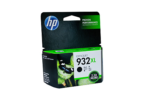 Genuine HP 932XL Officejet Black ink cartridge