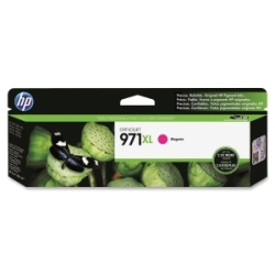 Genuine HP Officejet 971XL Magenta ink cartridge