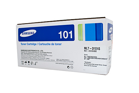 Samsung MLTD101S laser printer toner cartridge