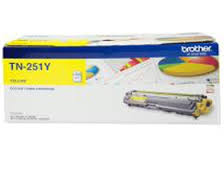 Brother TN-251y Yellow toner cartridge