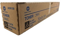 Genuine Konica Minolta Bizhub C224, C284, C364 Black Toner Cartridge TN321K