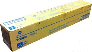 Genuine Konica Minolta Bizhub C220, C280 Cyan Toner Cartridge TN216C