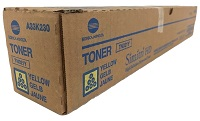 Genuine Konica Minolta Bizhub C224, C284, C364 Yellow Toner Cartridge TN321Y