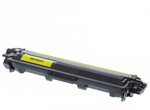 Compatible Brother TN-255 Yellow toner cartridge