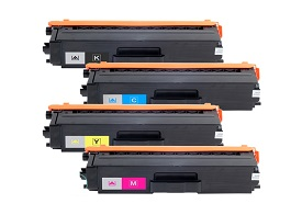 Compatible Brother TN-346 Value Pack Toner Cartridges