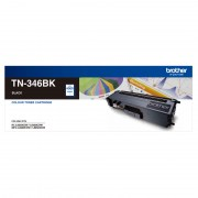 Brother TN-346BK Black toner cartridge