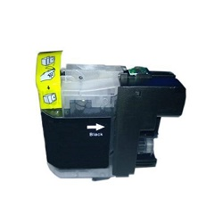 Compatible Brother LC-133bk Black ink cartridge