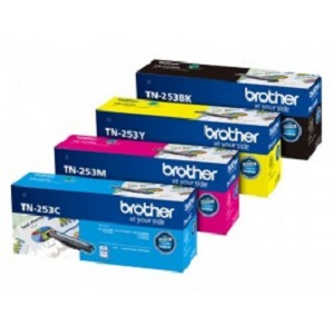 Brother TN-253 Value Pack Toner Cartridges