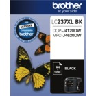 Brother LC237XLBK, LC-237XLBK Black ink cartridge
