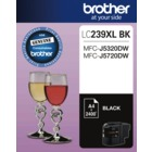 Genuine Brother LC239XLBK, LC-239XLBK Black ink cartridge
