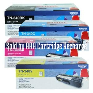 Brother TN-340 Bundle Value Pack toner cartridges