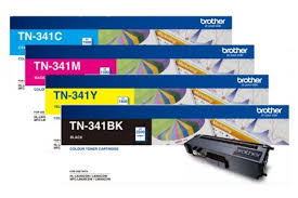 Brother TN-341 Value Pack Toner Cartridges