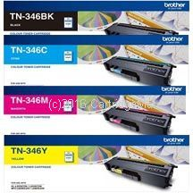Brother TN-346 Bundle Value Pack Toner Cartridges