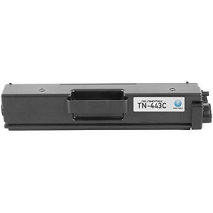 Compatible Brother TN-443 Cyan Printer Toner Cartridge