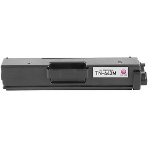 Compatible Brother TN-443 Magenta Printer Toner Cartridge