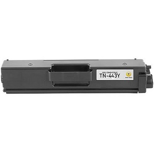 Compatible Brother TN-443 Yellow Printer Toner Cartridge