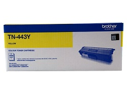 Brother TN-443 Yellow Printer Toner Cartridge