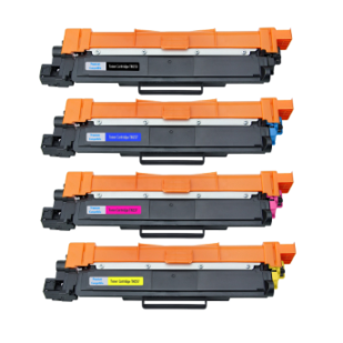 Brother TN-253 Black, TN-257 Compatible Value Pack Toner Cartridges