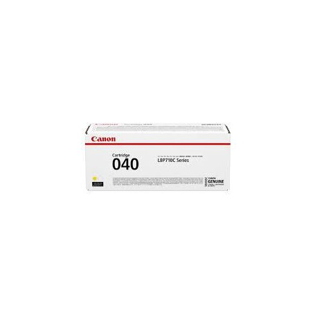 Canon 040 Yellow LBP712 Genuine Toner Cartridge