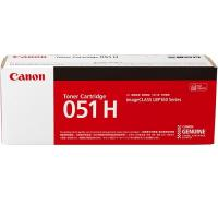 Genuine Canon Laser Printer LBP162dw, MF264dw, MF267dw, MF269dw Black High Yield Toner Cartridge 051H