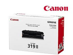Genuine Canon Laser Printer LBP251, LBP253, LBP6300, LBP6650, MF416, MF419, MF5870, MF5980, LBP6680, MF6180 Black High Yield Toner Cartridge 319II