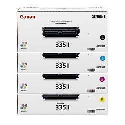 Canon 335II Value Pack LBP841 Imageclass Toner Cartridges