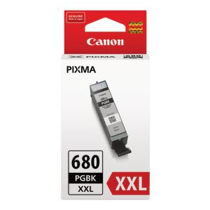 Genuine Canon PGI680XXL Black Ink Cartridge