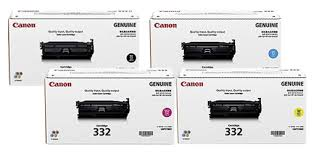 Canon 332 Bundle Value Pack toner cartridges