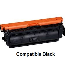 Compatible Canon Colour Laser Printer LBP712 Black High Yield Toner Cartridge 040II