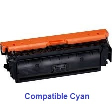 Compatible Canon Colour Laser Printer LBP712 Cyan High Yield Toner Cartridge 040II