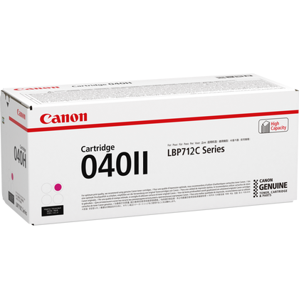 Canon 040II Magenta LBP712 Printer Genuine Toner Cartridge
