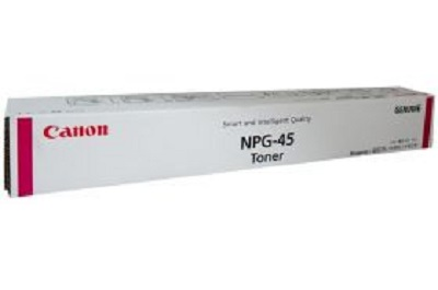 Genuine Canon GPR-30, TG45 Magenta Toner Cartridge
