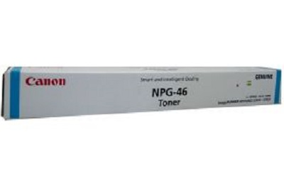 Genuine Canon GPR-31, TG46 Cyan Toner Cartridge