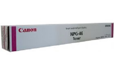 Genuine Canon GPR-31, TG46 Magenta Toner Cartridge