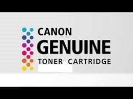 Genuine Canon Colour Image Runner Advance C5540, C5540I, C5535, C5535I, C5550, C5550I, C5560, C5560I Yellow Toner Cartridge TG71Y