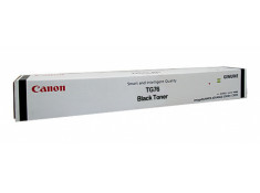 Genuine Canon Image Runner Advance C256, C356 Black Toner Cartridge TG76B