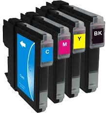 Compatible Brother LC-135XL Ink Cartridge Value Bonus Pack