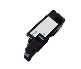 Dell Compatible 1250, 1250c, 1350, 1350cnw, 1355cn Cyan Toner Cartridge 592-11591