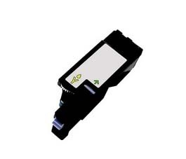 Dell Compatible 1250, 1250c, 1350, 1350cnw, 1355cn Yellow Toner Cartridge 592-11590