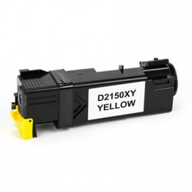 Compatible Dell Colour Laser Printer 2150, 2150cn, 2150cdn, 2155, 2155cn, 2155cdn, High Capacity Yellow Toner Cartridge