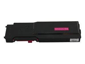Dell Compatible C3760, C3760dn, C3765, C3765dnf Magenta Toner Cartridge 592-11838