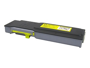 Dell Compatible C3760, C3760dn, C3765, C3765dnf Yellow Toner Cartridge 592-11837
