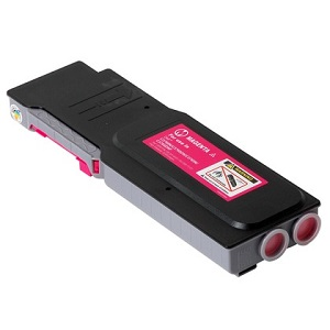 Compatible Dell C3760, C3760dn, C3765, C3765dnf Magenta Toner Cartridge 592-11838