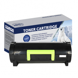 Compatible Dell Laser Printer B2360, B2360d, B3460, B3460dn, B3465dnf High Capcaity Black Toner Cartridge