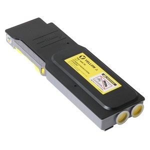 Compatible Dell C3760,C3760dn, C3765, C376dnf Yellow Toner Cartridge 592-11837