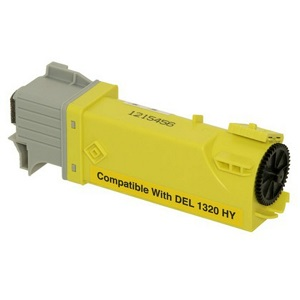 Dell Compatible 1320, 1320c Yellow Toner Cartridge 592-10428