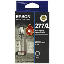 Genuine Epson 277XL Black Ink Cartridge