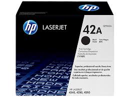 HP MICR LaserJet 4250, 4350, Q5942A, 42A Toner Cartridge